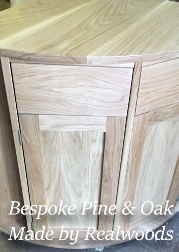 Bespoke furniture made by Realwoods