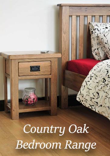 Country Oak Bedroom