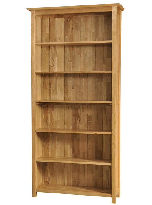 Sherwood Oak Bookcase