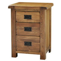 High Bedside Table