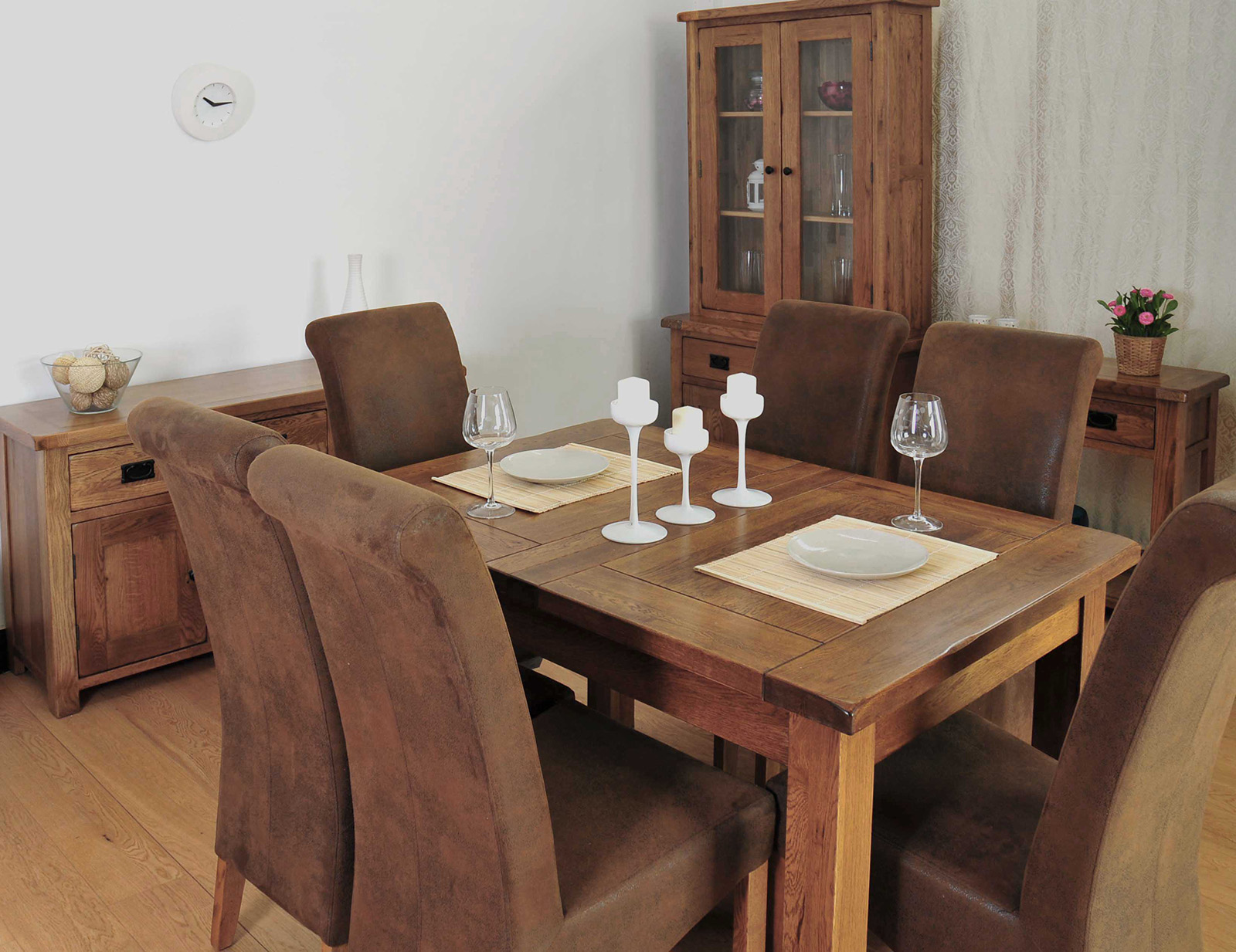 Country Oak Dining