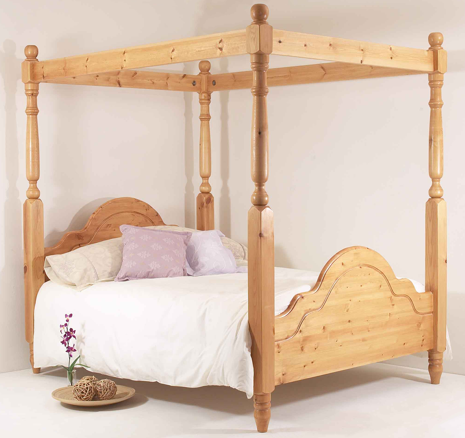 6ft Super King Bed Frame Solid Pine All Sizes Available