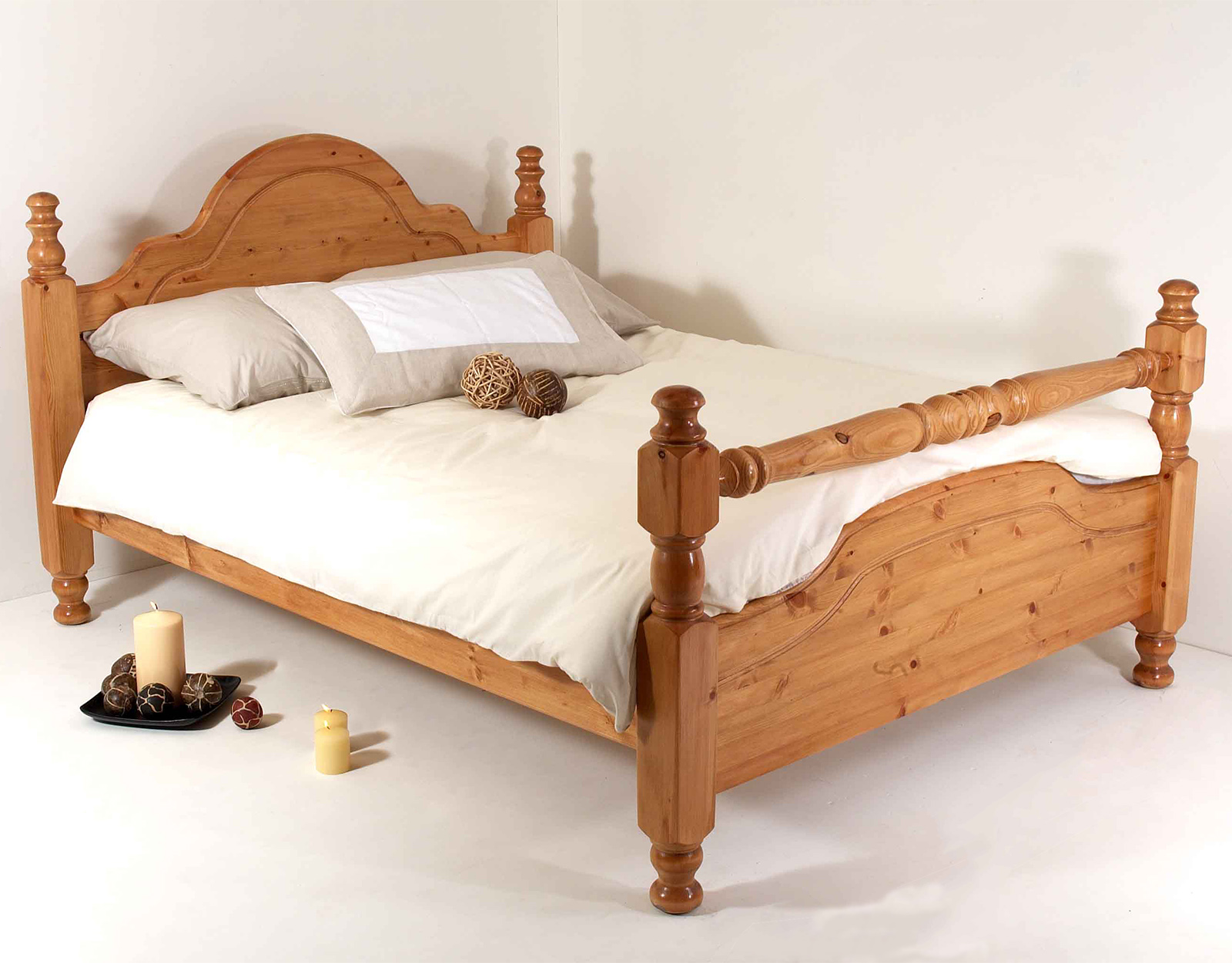 3FT-6FT Single//Double//King//Super King Size Wooden Bed Frame Bedroom Furniture