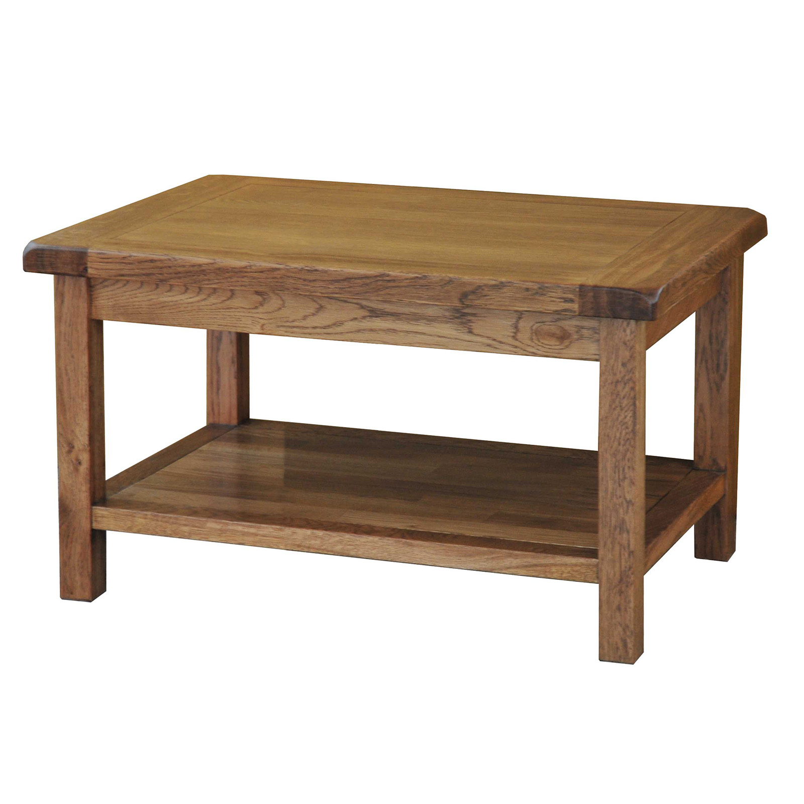 39 Country Oak 39 Coffee Table Various Sizes Available Realwoods