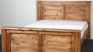 Realwoods Panel Bed