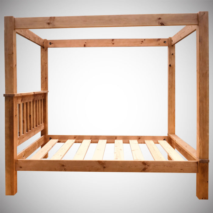 Realwoods Chunky Four Poster