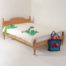 Realwoods Hilton Pine Bed